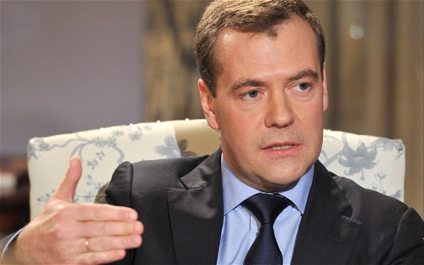 Медведев: Санкции США против…