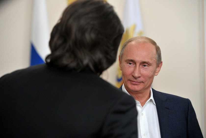 Малахов добыл новые секреты Путина