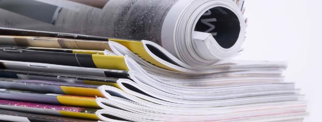 10 классных журналов из прошлого, которые вам точно захочется взять в руки