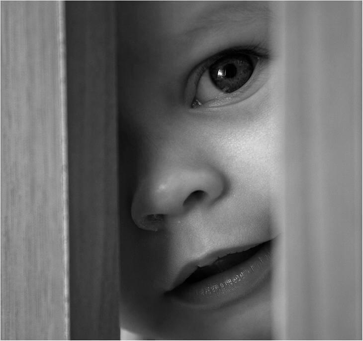 потому что дети наблюдают за Вами