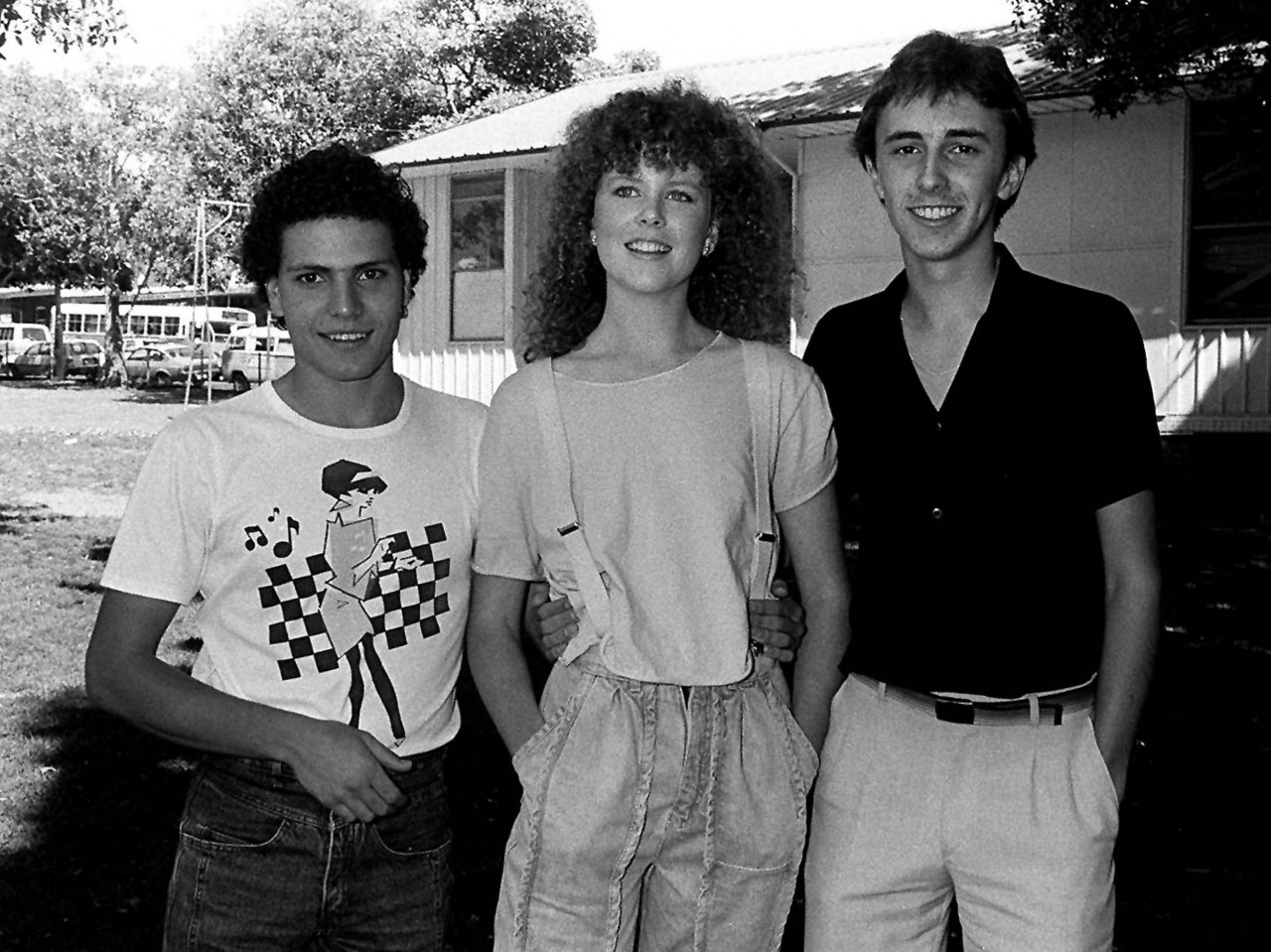 Николь Кидман образца начала 80-х