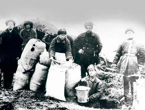 1932. Из писем крестьян стал…