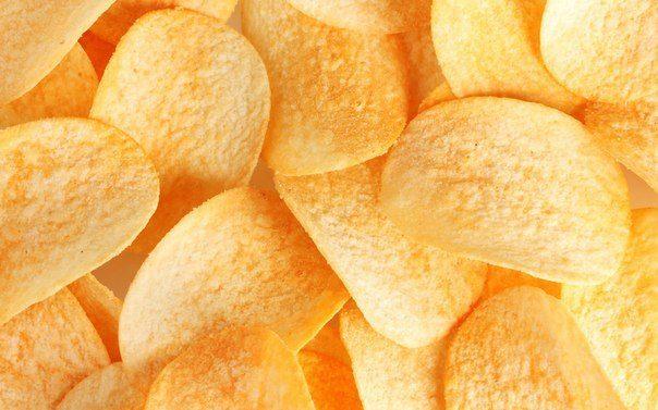 Почему чипсы вредны?