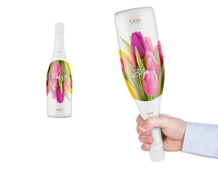 Если нужны и цветы и шампанское, а денег хватает только на что-то одно!