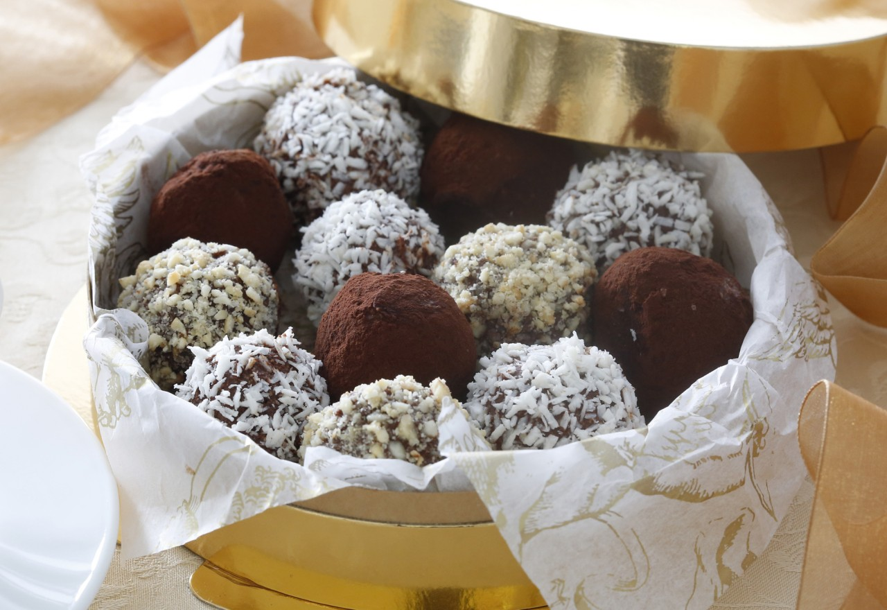 Трюфели конфеты рецепт с какао маслом