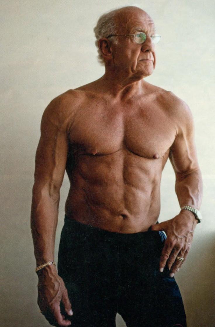 04. Джеффри Лайф (на фото 72 года). бодибилдинг, жизнь, спорт, старость