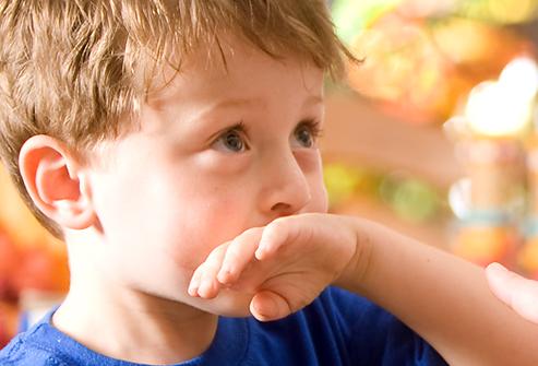Что делать если тошнит ребенок