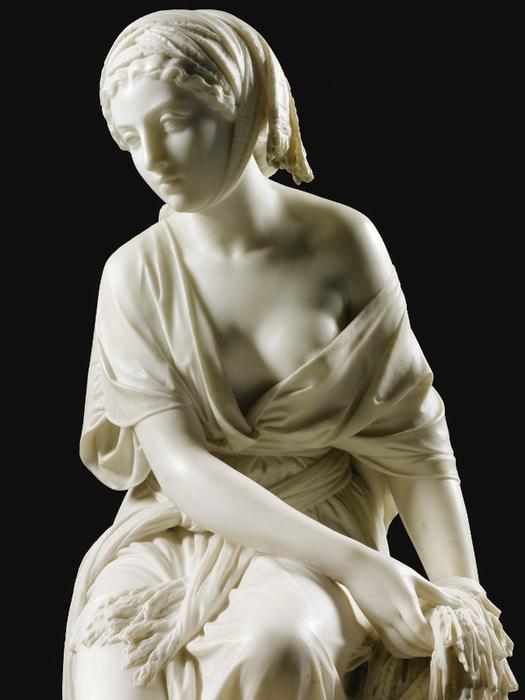 Giovanni Battista Lombardi (Italian sculptor 1823-1880) Ruth, 1864 1 (525x700, 224Kb)
