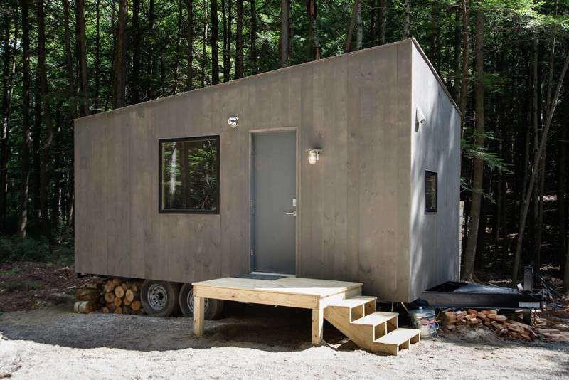 Эти дома не слишком привлекательны снаружи, но невероятно уютны внутри