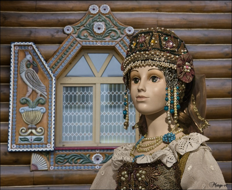 Красота русская.