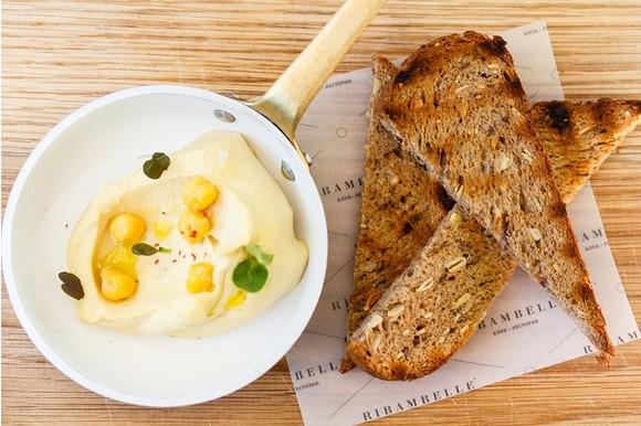 Рецепт хумуса в домашних условиях с пошагово