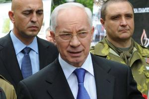 Азаров — «придуркам» в Запорожье: слабо остановить работу ДнепроГЭС?