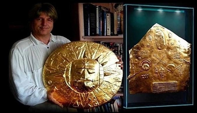 Таинственная древняя звездная карта Инков