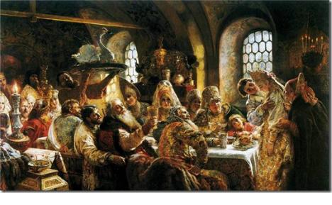 Секс царей на руси