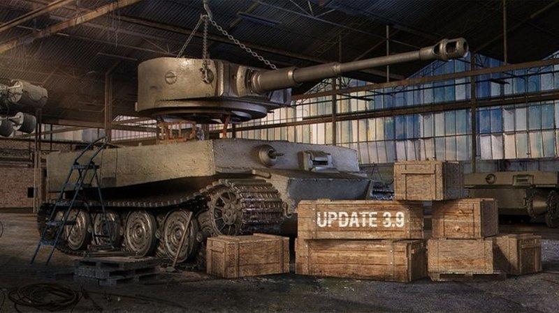 В консольной версии World of Tanks вскоре выйдет обновление 3.9 «Кан»