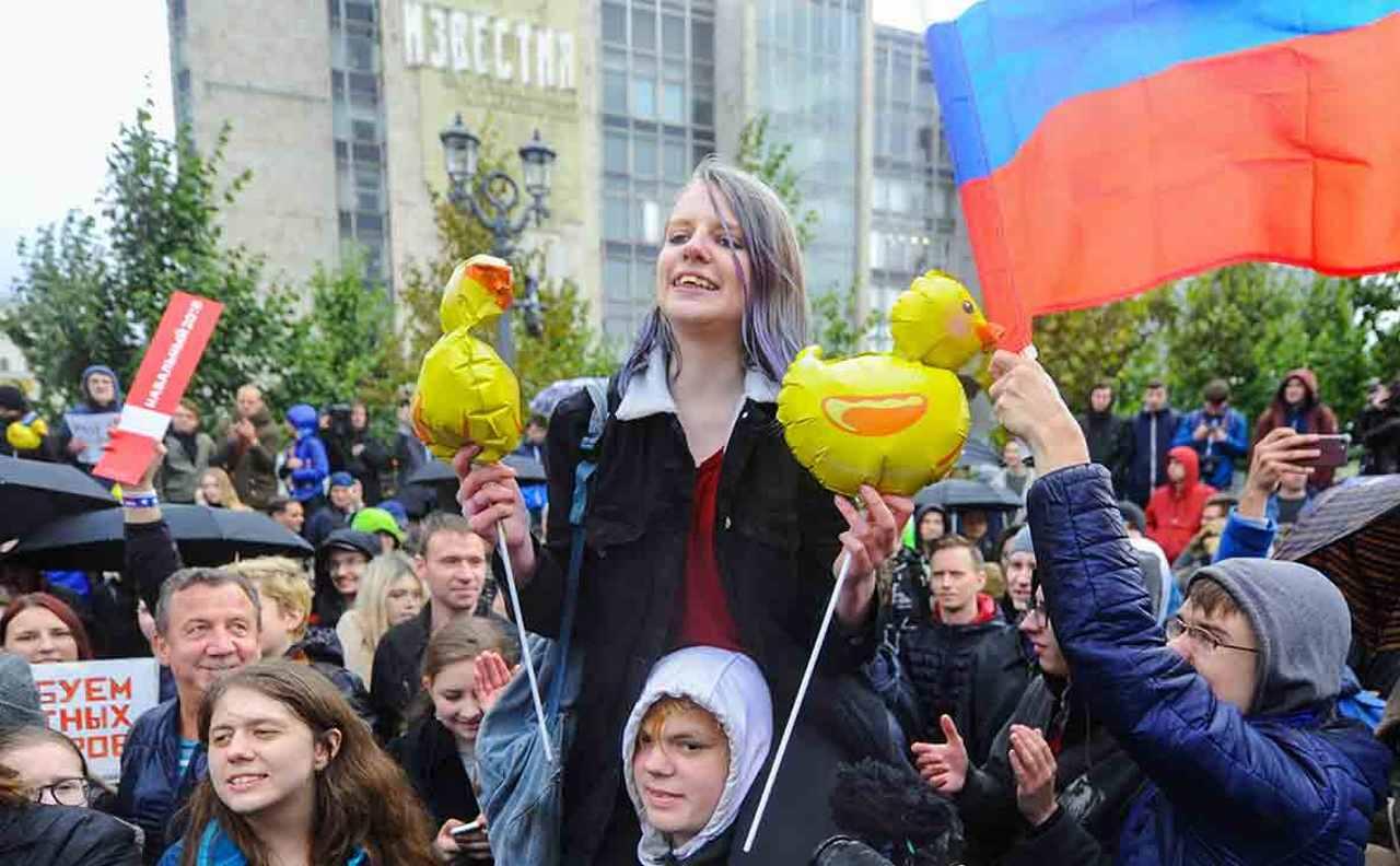 Голос Мордора: Ключевая ошибка российской несистемной оппозиции