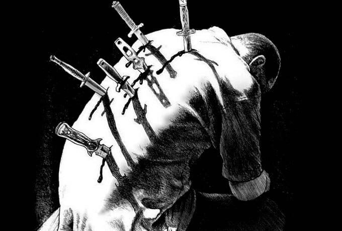 Украина «ударила в спину» СШ…