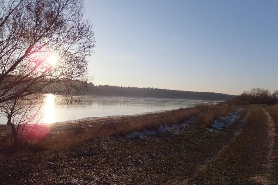 пейзаж озерны 3