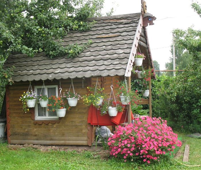 Фото садовые идеи