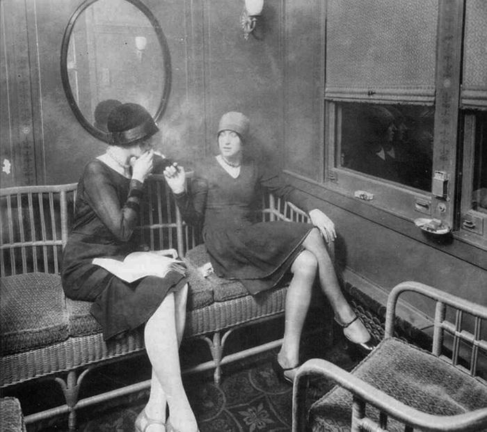 Новое поколение женщин. Америка, 1920-е годы