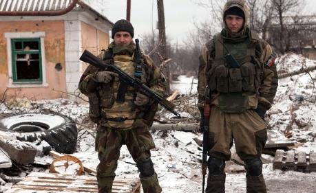 В Донбассе произошел бой меж…