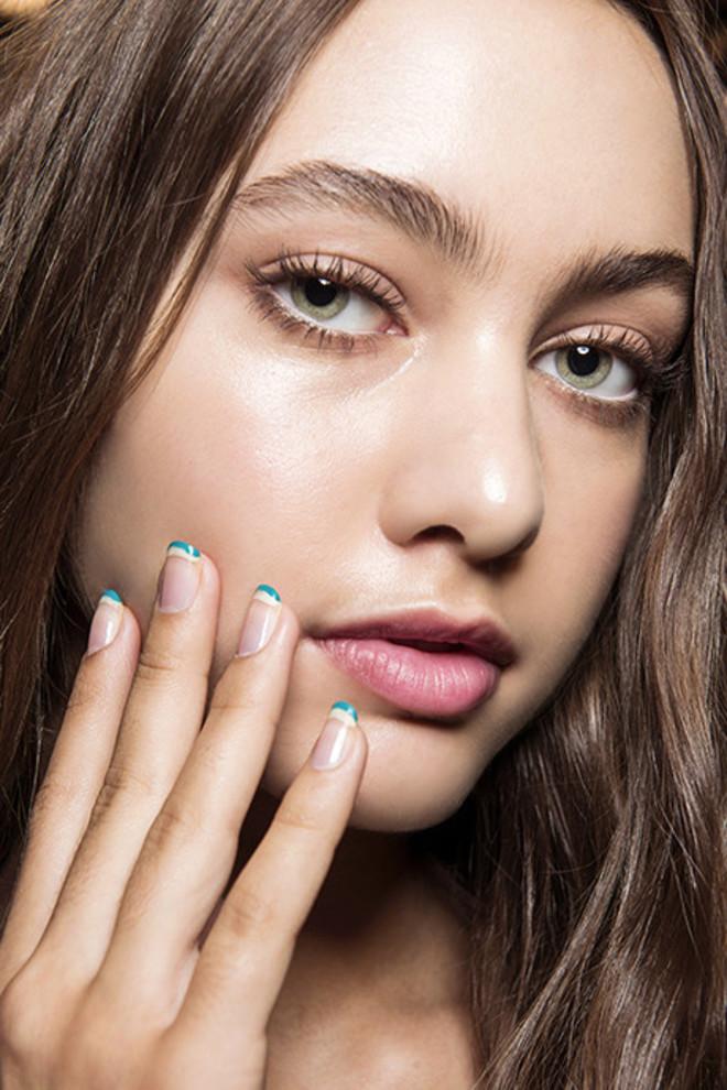 5 трендов в дизайне ногтей: идеи с показов весна-лето 2018 фото [13]