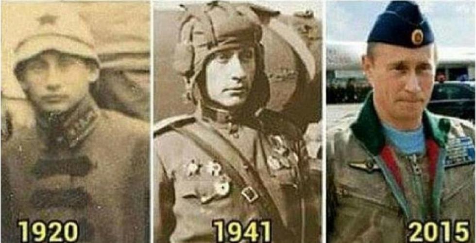 Западные СМИ пришли к выводу, что Путин бессмертен