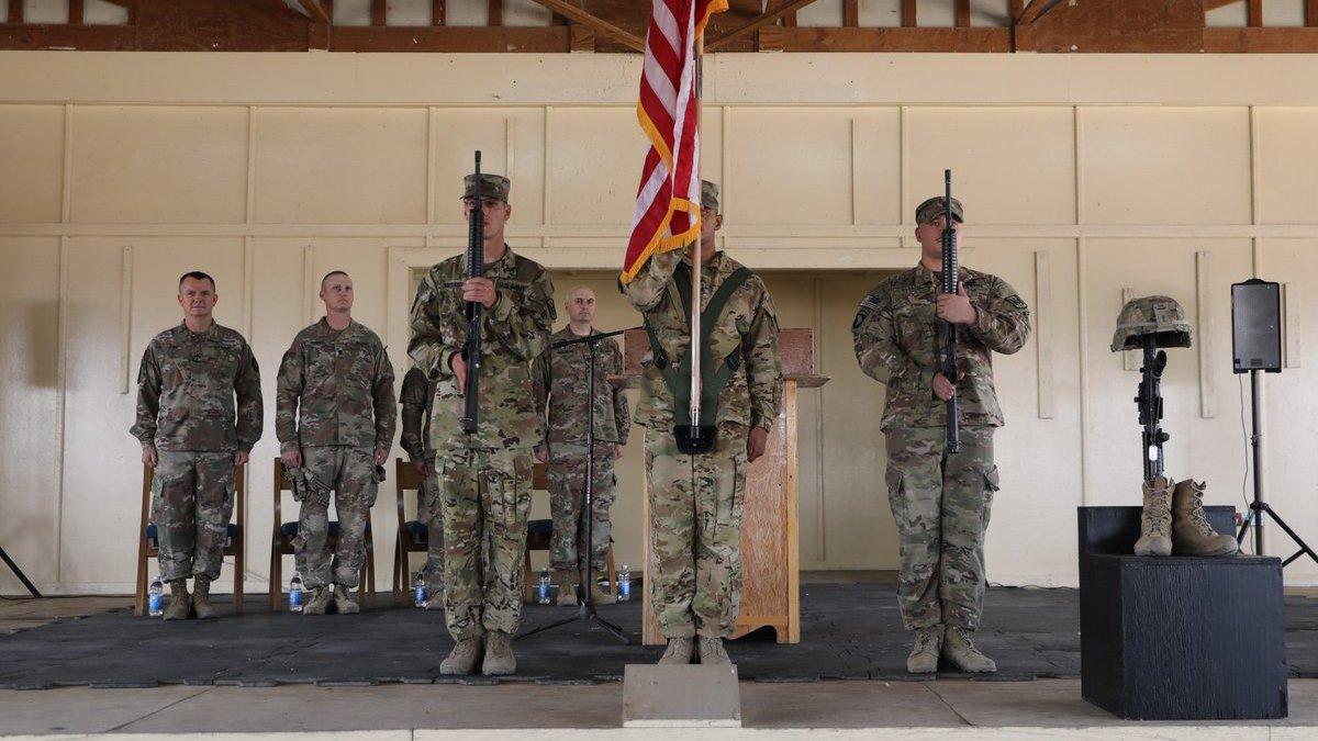 Генерал США обозначил сроки вывода американского воинского контингента из Сирии