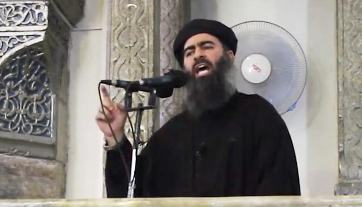 Главарь ИГИЛ высмеял США за …