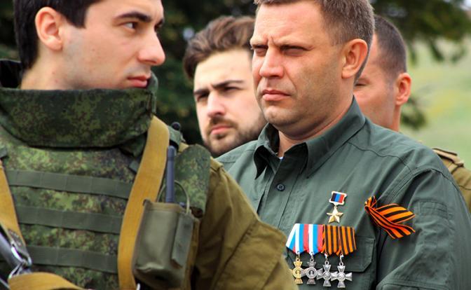 Теракт в Донецке: Донбасс ответит «зеркально»