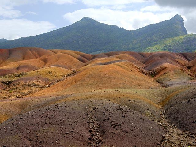 «Обломки» утонувшего континента на пляжах Маврикия