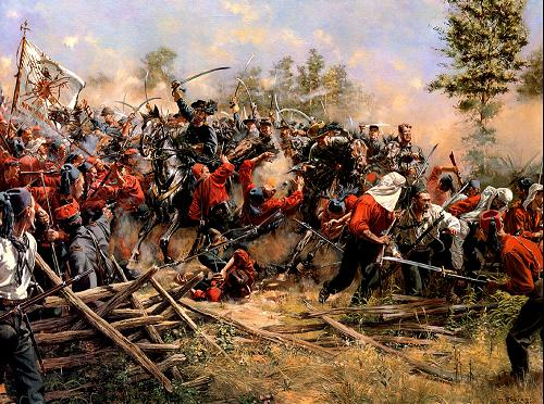 Первое сражение при Булл-Ране