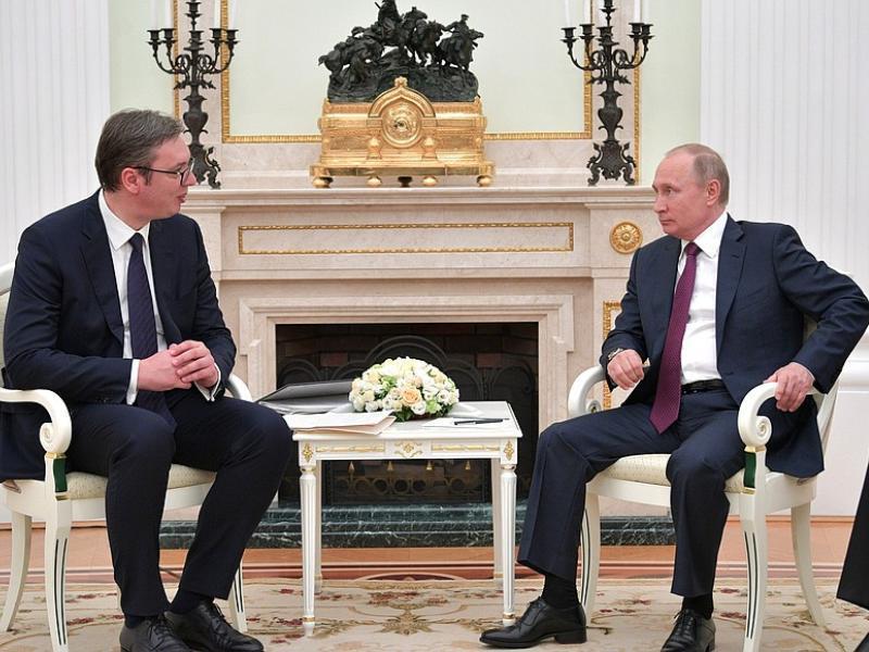 Владимир Путин решит проблему Косова