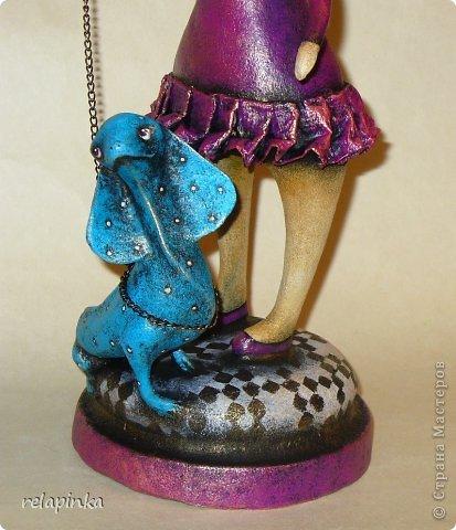 Куклы День рождения Папье-маше Принцесса и дракон Бумага фото 7