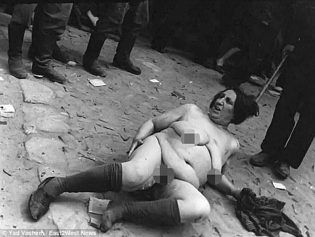 Немецкие территориях ебут на солдаты видео женщин оккупированных