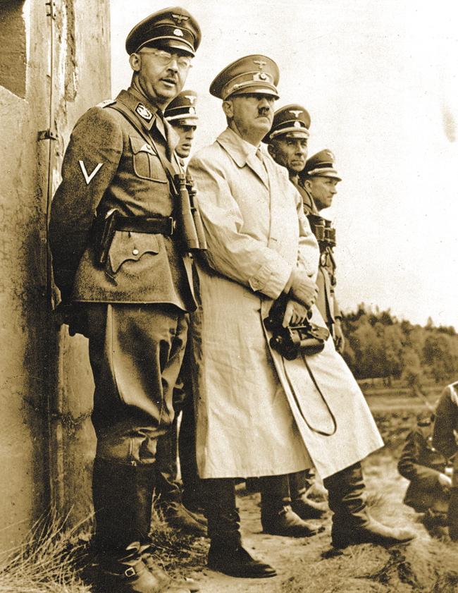 """Сбитые летчики"". Е.Съянова. ""Как появился фашизм Гитлера?"""