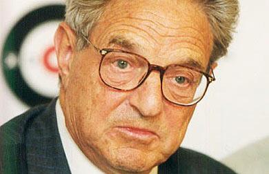 Джордж Сорос, спекулянт и филантроп