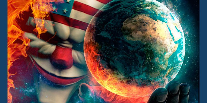 Глобальный конфликт неизбежен
