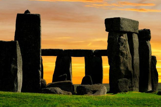 На полях Англии появились следы неизвестной цивилизации