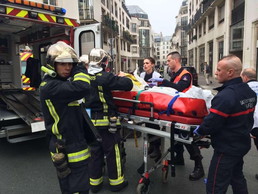 Что случилось во Франции?