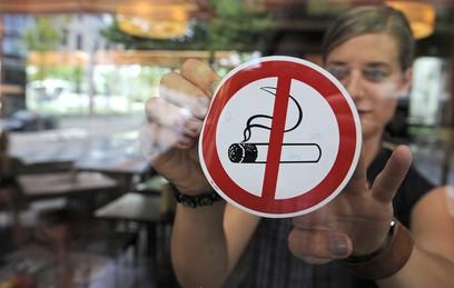 Немерюк: рестораторы идут на ухищрения ради курильщиков