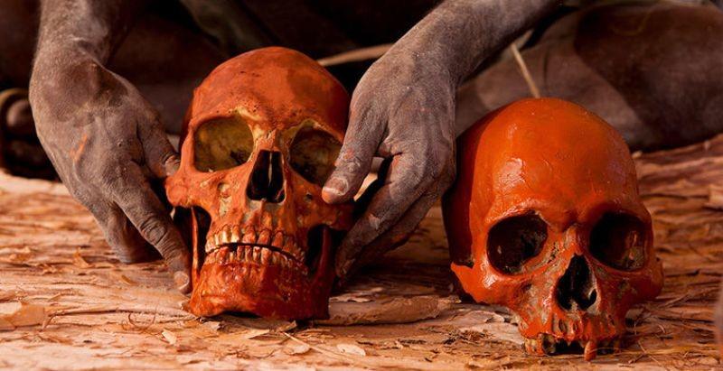 Похоронные ритуалы со всего мира
