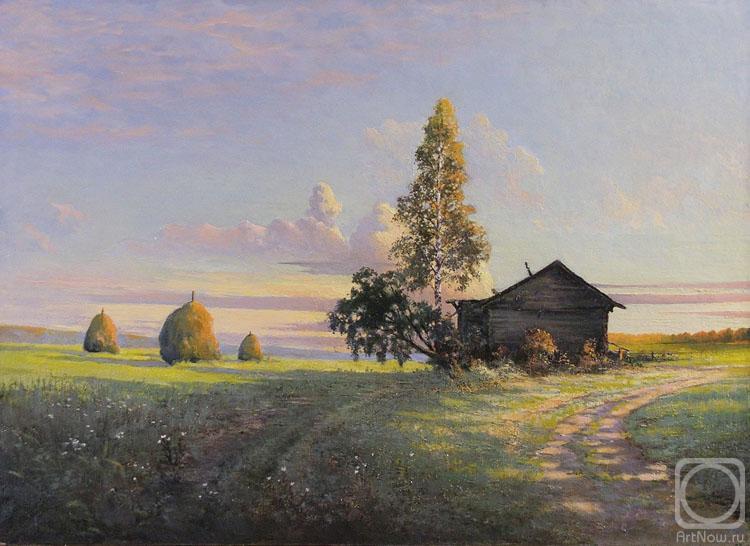 Ночами такая стоит тишина... Художник Юрий Соколов (1938-2017)