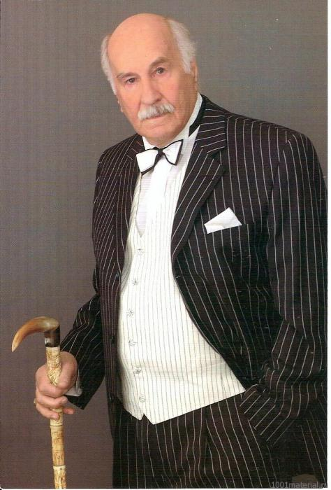 Владимир Зельдин, которому 10 февраля 2015 г исполняется 100 лет!