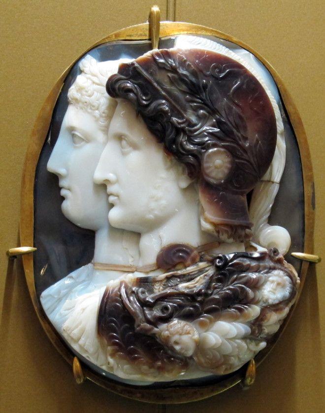 Совершенство в камне — удивительные камеи и инталии древнего Рима