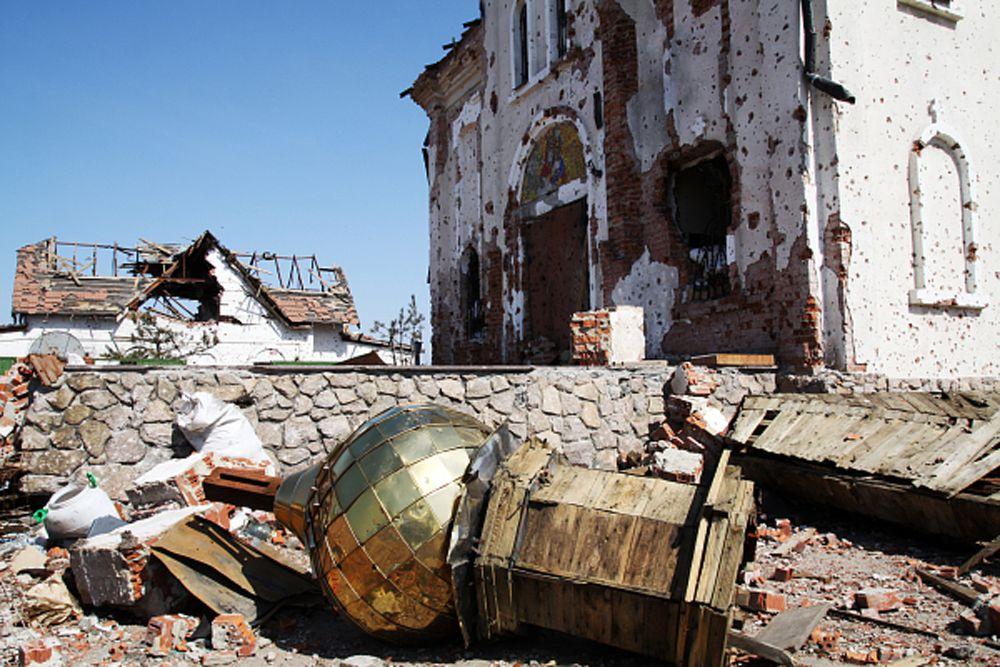 Украина на грани войны. Жестокой и беспощадной