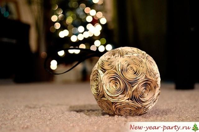 Новогодние поделки
