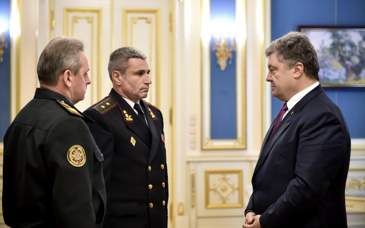 В США полетела делегация во главе с украинским адмиралом — с докладом о перспективах украинского флота