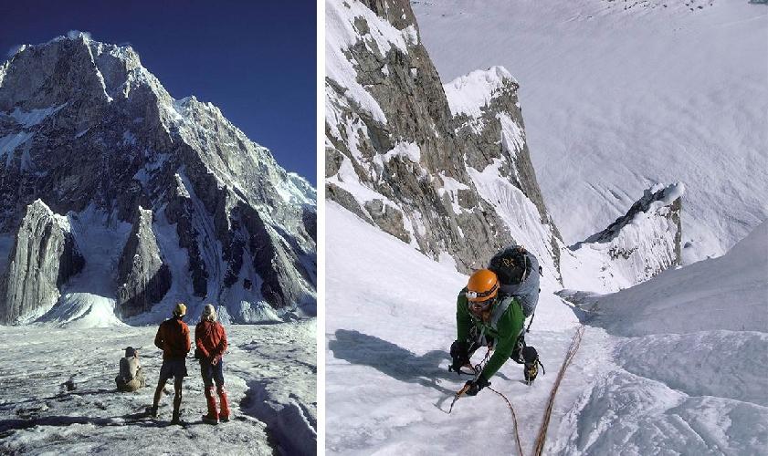 Открытка лучше гор могут быть только горы 40