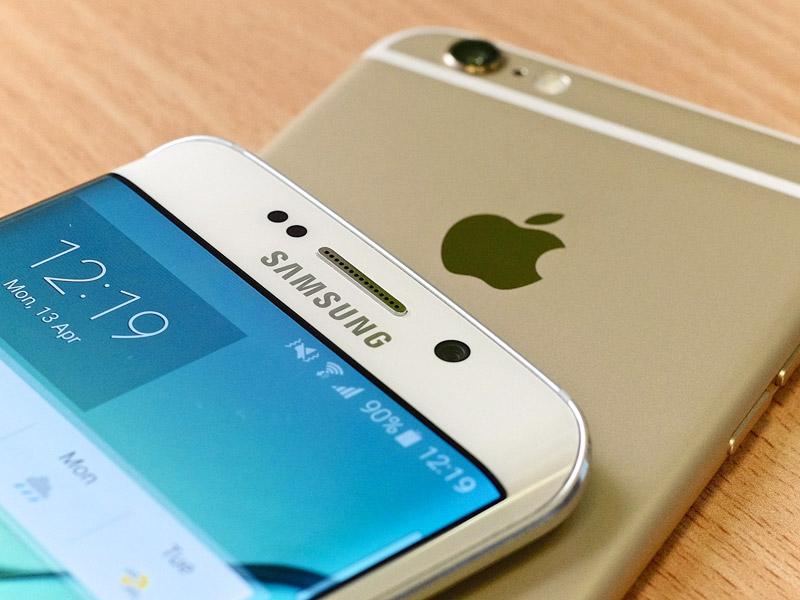 «Во всем виноват Android»: журналист рассказал, почему у Galaxy S6 нет шансов против iPhone 6